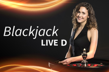 Слот Blackjack Live D