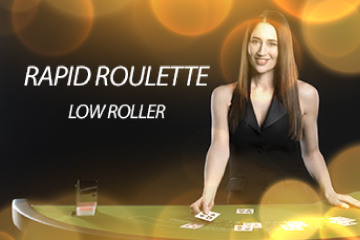 Rapid Roulette Low Roller