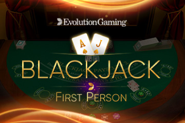 Слот Blackjack First Person